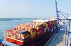 Puerto de provincia vietnamita recibe al mayor buque portacontenedores