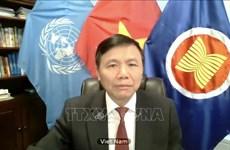 Vietnam apoya el proceso de paz en Afganistán