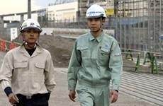 Japón reconoce a cuatro trabajadores vietnamitas de construcción por sus excelentes logros