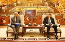 Destacan relaciones entre Vietnam e Italia