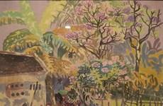 Centenares de pinturas valiosas de Vietnam devueltas por coleccionista japonés a su tierra de origen