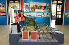 Exposición resalta aportes de la juventud militar vietnamita