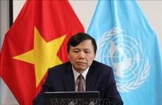 Vietnam apoya el proceso de paz en Oriente Medio