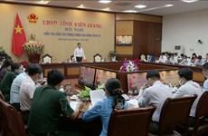 Provincia vietnamita de Kien Giang rastrea casos de entrada ilegal
