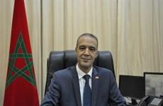 Embajador marroquí destaca la sólida amistad y cooperación con Vietnam