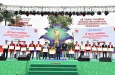 Honran a deportistas y entrenadores destacados de Vietnam