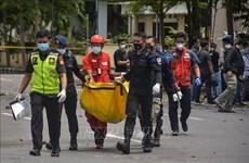 Al menos un muerto en una explosión de bomba frente a una iglesia de Indonesia