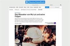 Masacre de My Lai, un terrible crimen de guerra, según historiador alemán