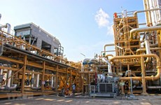 Desarrollan complejo de Ca Mau en centro de industria de petróleo y gas de Vietnam