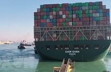 Alertan a exportadores vietnamitas sobre impactos de incidente en Canal de Suez