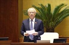 Reconoce Parlamento vietnamita trabajo de gobierno en mandato 2016-2021