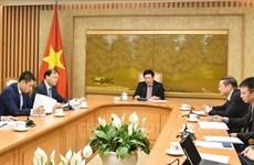 Reitera Vietnam cooperación con EE.UU. en adaptación al cambio climático