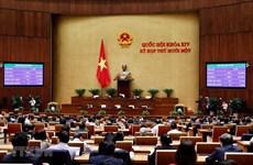 Parlamento de Vietnam considera asuntos importantes sobre personal