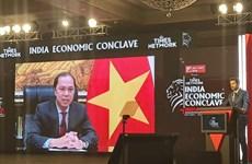 Recomiendan agilizar lazos Vietnam- la India en conexión de cadenas de suministro