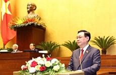 Dirigentes parlamentarios mundiales felicitan al nuevo presidente de Asamblea Nacional de Vietnam