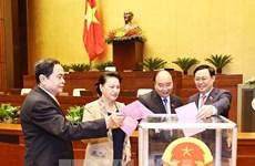 Parlamento de Vietnam elegirá a sus vicepresidentes