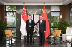 Reanudarán pronto viajes entre Singapur y China