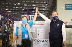 Arriba a Vietnam primer lote de vacuna contra COVID-19 de COVAX Facility