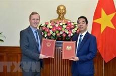 Ofrecen a empresas vietnamitas informaciones sobre mercado británico