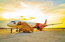 Vietjet Air reanuda varios vuelos internacionales
