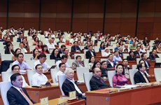 Proponen al Parlamento de Vietnam relevo de Presidente del país