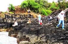 Declaradas reliquia nacional especial de Vietnam columnas basálticas de Phu Yen