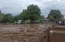 Inundaciones en Indonesia cobran la vida de 23 personas