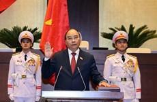 Felicitan líderes mundiales a recién elegidos dirigentes de Vietnam