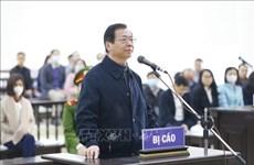 Reabrirán juicio contra exministro de Industria y Comercio de Vietnam y sus cómplices