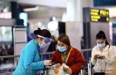 Aerolíneas vietnamitas rechazarán transporte de pasajeros sin declaración médica