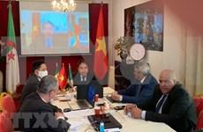 Fortalecen cooperación comercial entre Vietnam, Argelia y Senegal