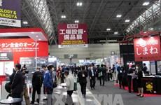 Vietnam participa en mayor exposición de mecánica e industria auxiliar en Japón