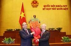 Sudáfrica destaca elección de nuevos dirigentes del Partido y Estado de Vietnam