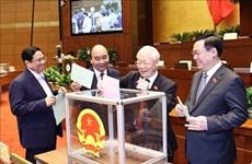 Confía prensa argelina en nuevo liderazgo de Vietnam