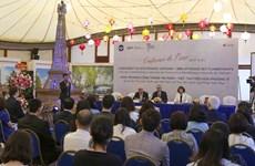 Inauguran portal informativo sobre Vietnam y Francia