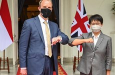 Reino Unido busca fomentar cooperación con países del Sudeste Asiático