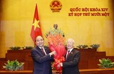 Periódico sudafricano: Vietnam posee alta confianza en nuevo contingente de dirigentes