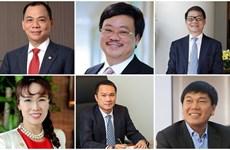 Seis vietnamitas se encuentran entre los más ricos del mundo