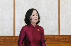Partido Comunista de Vietnam continúa perfeccionamiento de su dirigencia