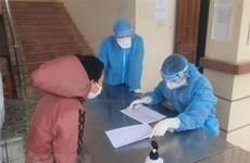 Confirma Vietnam 14 nuevos casos importados del COVID-19