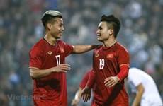 Selección vietnamita de fútbol sube en ranking de la FIFA