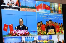 Localidades vietnamitas y chinas buscan promover amistad y cooperación