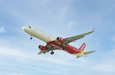 Aerolínea Vietjet se une a Hanoi para estimular el turismo