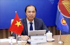 Vietnam propone al Reino Unido intensificar apoyo a ASEAN