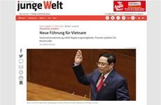 Aprecia prensa alemana nueva dirigencia de Vietnam