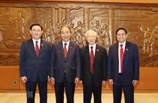 Académicos y prensa de Rusia manifestan confianza en nueva dirigencia de Vietnam