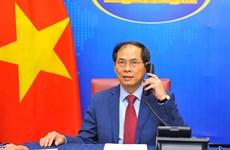 Laos, Camboya e Indonesia felicitan al nuevo canciller de Vietnam