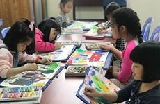 Concientizan a niños en Vietnam sobre importancia de protección ambiental