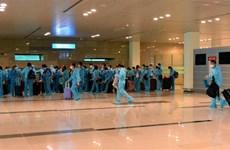 Vietnam reporta nueve casos nuevos importados de COVID-19