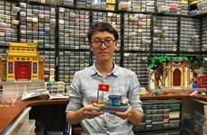 Presentan Vietnam al mundo a través de Lego